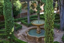 New House--garden
