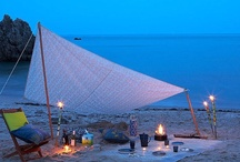 recipes-----picnics / creative ideas for romantic and fun food destinations