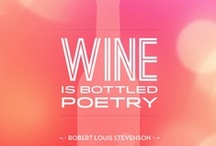 Wine Wine Wine / Glassware, gadgets, accessories, wine cellars, vineyards, tasting rooms & more! / by Sutter Home Wines