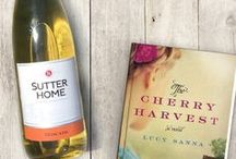 Sutter Home Book Club / Discover our monthly Sutter Home Book Club selections, including wine pairings and entertaining tips.