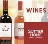 Sutter Home Wines / Learn about all of the Sutter Home wine varietals!