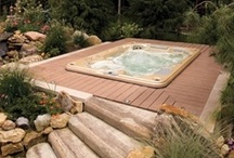 Pools & Hot Tubs for the future / by Lise Sue Wachtman Delawder