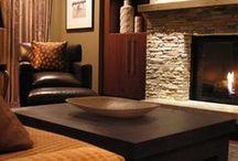 fireplace / by Charyn Sweet
