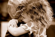 ღ Hugs & Kisses ღ / Love...the greatest gift and the most wonderful feeling of all! / by ღ  DeDe Blake  ღ