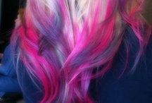Hairstyles, Cuts and Colors / by Shannon Poirier