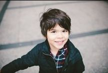 Boy's hair styles