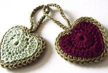 Crochet Patterns / by Amanda Tissue