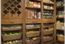 Our Favorite Food Storage Pantries / by Honeyville
