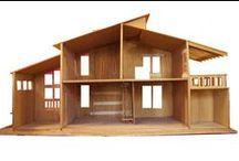 MODERN DESIGNER DOLLS HOUSE / Collecting Ideas for my dream designer modern Dolls House