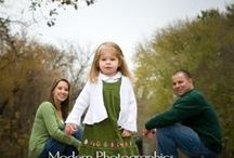 family portrait ideas / Inspiration for our shoot next week.