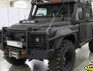 """Ultimate """"Bug Out"""" Vehicles / Who wouldn't want one of these impressive """"Bug Out"""" vehicles?"""