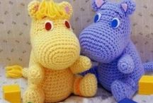 Crochet toys / by Amanda Tissue