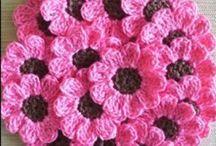Crochet a bouquet  / by Amanda Tissue