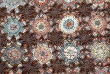 Crochet blankets of snuggles! / by Amanda Tissue