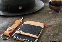 BrambySupplyCo. / Leather Handmade