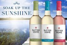 Sutter Home Summer / Sunshine, friends, and good times. Include Sutter Home to make summer even more memorable!  / by Sutter Home Wines