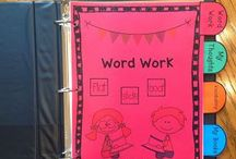 WTW/Spelling / by Liz Perkins
