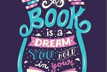 Quotes on Books & Reading / by Kieran Kramer