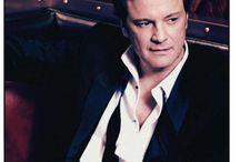 Colin Firth / by Kieran Kramer