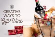 Happy HoliDIYs! / Some of the best presents we've ever received weren't store-bought. Check out some of our favorite gift ideas for putting some easy DIY in the holidays!  / by Sutter Home Wines