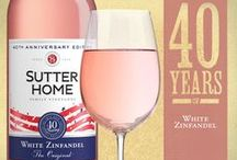 White Zinfandel / Sutter Home created White Zinfandel in 1975. Join us as we celebrate the 40th anniversary of the #OriginalWhiteZin with pairings, cocktails, fun facts, and more! / by Sutter Home Wines