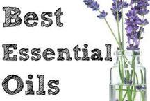 Essential oils / by Amanda Tissue