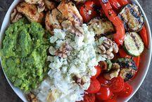Recipes: Bowls / by Kieran Kramer