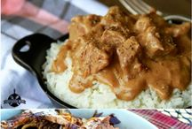 Recipes: Crockpot / by Kieran Kramer
