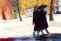 Some of Marilyn Sommer work / My favourite paintings in the art work of Marilyn Sommer http://www.marilynsommer.com/