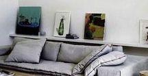 Salon / vintage inspiration for your interior - unique furniture and decor