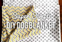 Dog DIY / DIY ideas for all things dog: treats, toys, and other dog things.
