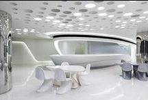 Space Age / vintage design: interior, furniture and decorations | Space Age
