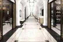 Art Déco / vintage design: interior, furniture and decorations | Art Deco
