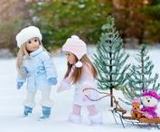 American Girl Doll / ideas and DIY's for American Girl Dolls and party ideas