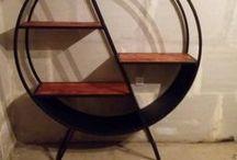 Оригинальная мебель авторской работы.