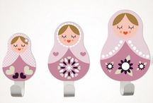 Russian Doll Obsession / Beautiful things with Russian dolls