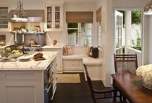 Kitchens That Make Me Swoon / Kitchens / by Andi Kuck