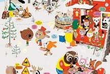Illustration / Illustrations that stand out as being excellent