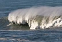 Mavericks: The Monster Wave / The largest, heaviest, coldest wave in Nor Cal. I have taken these pictures over the last several years. Up close this wave is huge and makes the hair on the back of my neck stand up. All images ©KevinStokes2011