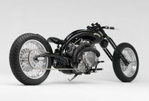 Motorcycle Lust. / If it's in your blood then you'll drool over the bikes in this collection.