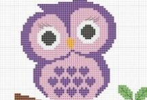 Cross Stitch Ideas / by Ashley Bowlds