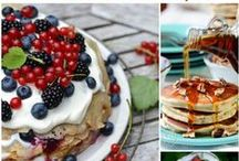 Food Favorites - #Breakfast / Make the most important meal of the day scrumptious #breakfast