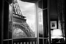 Paris, je t'aime / by Pearls and Caramel