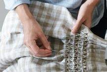 Sew & Stitch / Sewing inspiration