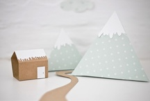 [paper craft] / by Liesl