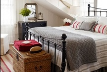 Home - Beautiful Bedrooms / by Gloria McMahon