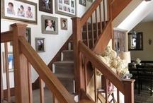 Stairs / by Gloria McMahon