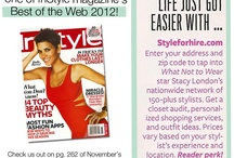Stylists In The News / Style for Hire Stylists Out and About in the Media