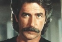 SAM ELLIOT @ TOM SELLECK / I fell in love with Sam when I was 15 its when I saw Lifegaurd!!!! But his westerns are my favorites, I especially love the ones he did with Tom Selleck! / by Brennie Krause-Kyler