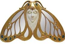 Art Deco & Art Nouveau / by Sandy Scott